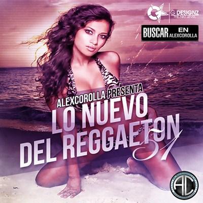 VA - AlexCorolla Presenta Lo Nuevo Del Reggaeton vol.51 (2012)