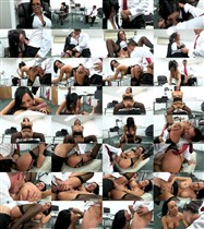 Chantelle Fox - Hot Slut In The Office - CumIntoMyOffice/Killergram - (2012/HD/720p/588.6 Mb)