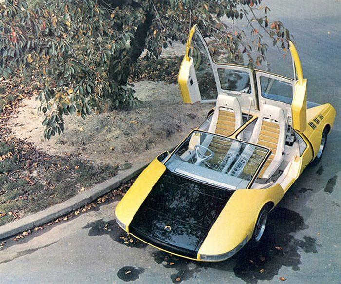 Japońskie samochody koncepcyjne 17