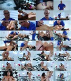 Audrey Bitoni, Johnny Sins - Time For Your Spongebath (2012/HD/1080p) [DirtyMasseur/Brazzers] 4018.45 MB