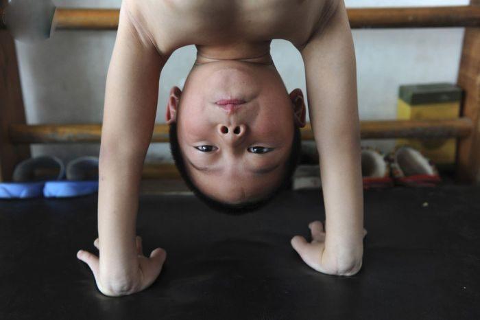 Chińska szkoła gimnastyki #2 5