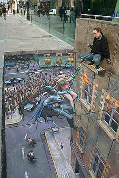 3D street art #2 18
