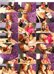 Genny - Pushing Past The Panties (2012/FullHD/1080p) [Orgasmatics/Tainster] 1.29 GB