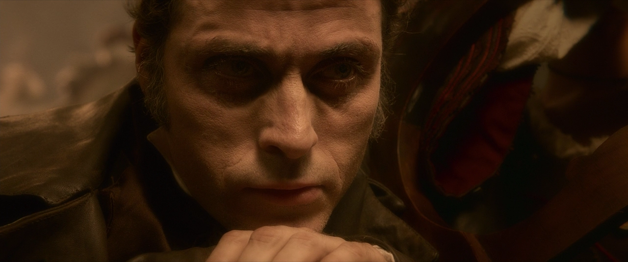 Президент Линкольн: Охотник на вампиров / Abraham Lincoln: Vampire Hunter (2012) BDRip 720p от HQ-ViDEO | Лицензия