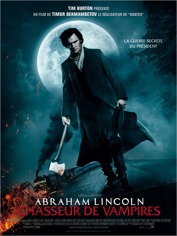 Abraham Lincoln Chasseur de Vampires [TRUEFRENCH] [BDRiP] 1CD