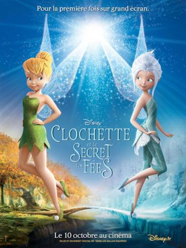 Clochette et le secret des f�es [FRENCH] [BDRiP]