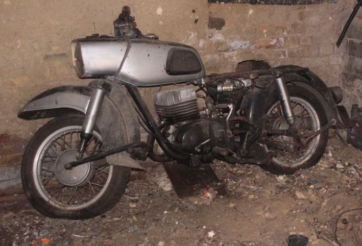 odrestaurowanie motocykla 1