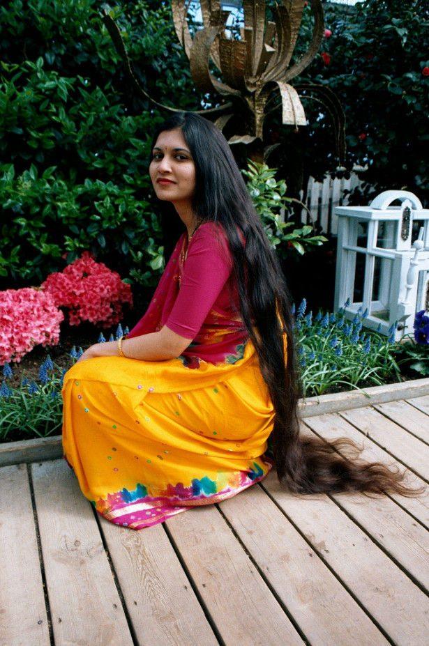 Obłędnie długie włosy 10
