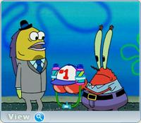 Губка Боб Квадратные Штаны. Выпуск 2: Губка Боб из каменного века / SpongeBob B.C. (2002) DVD5