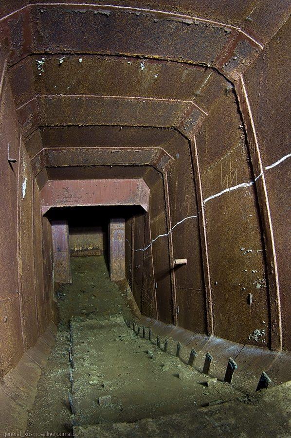 Opuszczony bunkier w Mołdawii 10