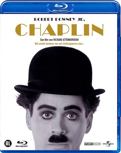 Чаплин / Chaplin (1992) HDRip + HDRip-AVC + BDRip-AVC + HDRip 720p + BDRip 720p
