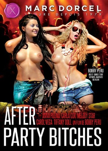 After Party Bitches - Marc Dorcel Productions - (2012/DVDRip/1.37 Gb)