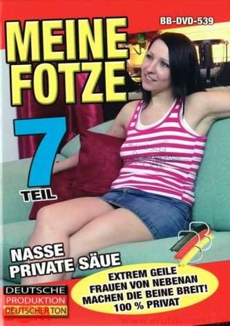 Meine Fotze 7 - Nasse Private Säue Cover