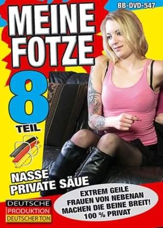 Meine Fotze 8 - Nasse Private Säue Cover