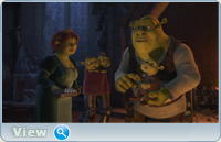 Шрек: Хэллоуин / Scared Shrekless (2010) BDRip 720p