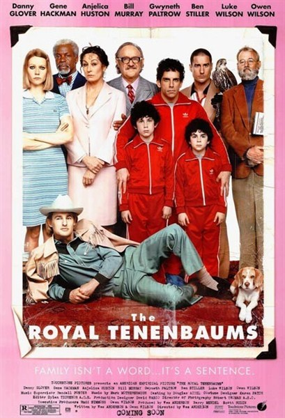 Семейка Тененбаум / The Royal Tenenbaums (2001) BDRip + BDRip-AVC + HDRip 720p + BDRip 720p + BDRip 1080p