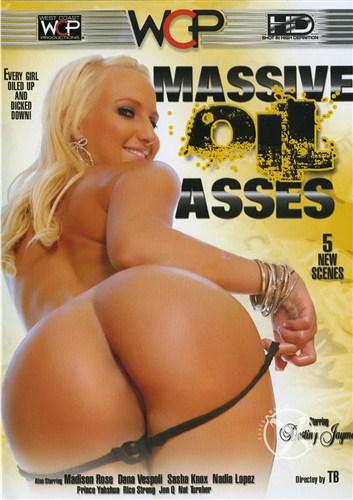 Massive Oil Asses (2012/DVDRip)