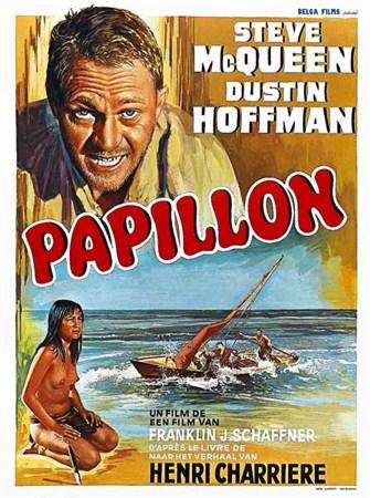 Мотылек / Papillon (1973) HDTVRip + HDTVRip AVC + HDTV 720p + BDRip 720p + BDRip 1080p