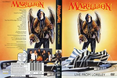 Marillion - Live From Loreley 1987 (2004) DVD9