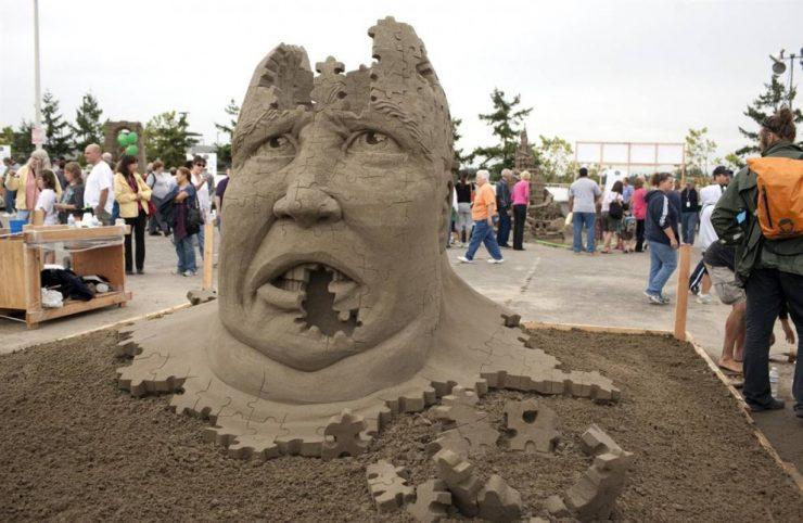 Mistrzostwa Świata w Rzeźbie z Piasku 8