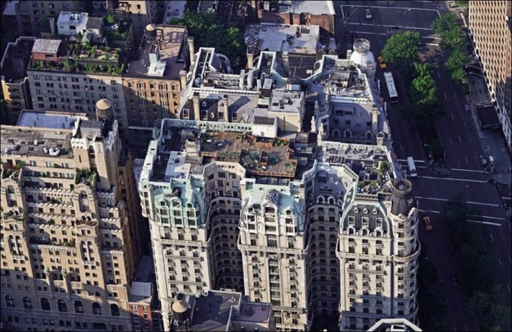 Dachy Nowego Jorku 6