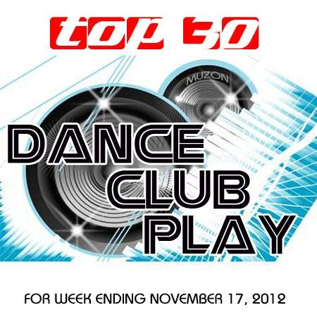 Top 30 Dance Club Play (17.11.2012)