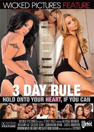 3 Day Rule - Wicked Pictures - (2012/DVDRip/1.03 Gb)
