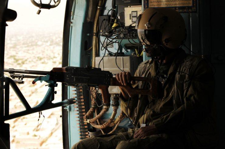 Zdjęcia z wojny w Afganistanie 12