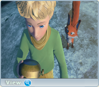 Маленький принц. Выпуск 1. Серии 1-2 / Le petit prince (2010) DVD9