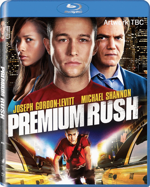 Срочная доставка / Premium Rush (2012) BDRip 1080p