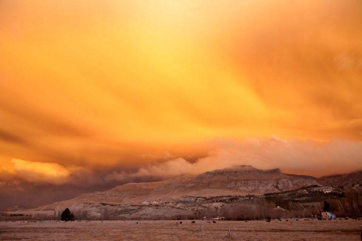 Pył wulkaniczny 24