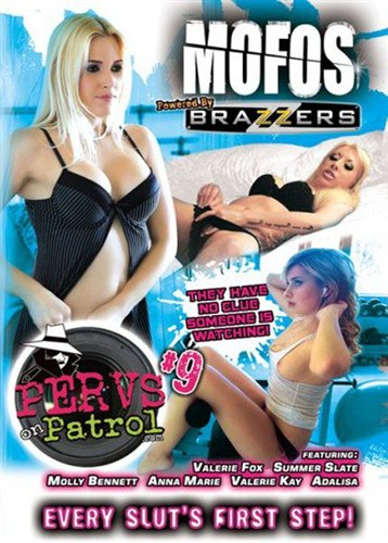 Pervs On Patrol 9 - Brazzers - (2012/DVDRip/1.89 Gb)