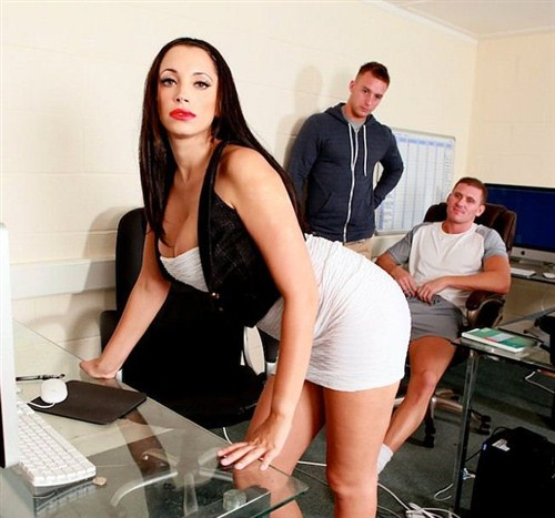 Porcha Sins - Book Me in To Shoot - CumIntoMyOffice/Killergram - (2012/HD/720p/700 Mb)