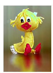 Игрушка цыпленок своими руками