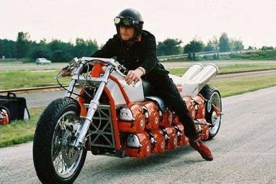 Nietypowe motocykle #2 46