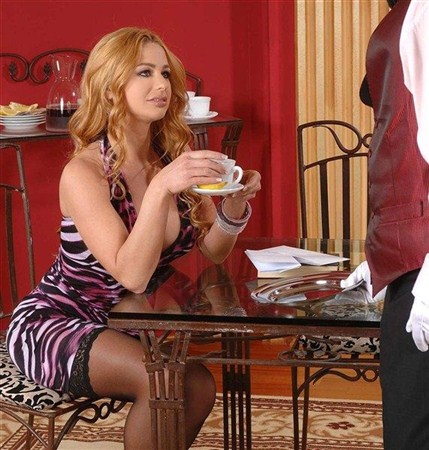 Cathy Heaven - The Butler Serves His Beef (2012/FullHD)
