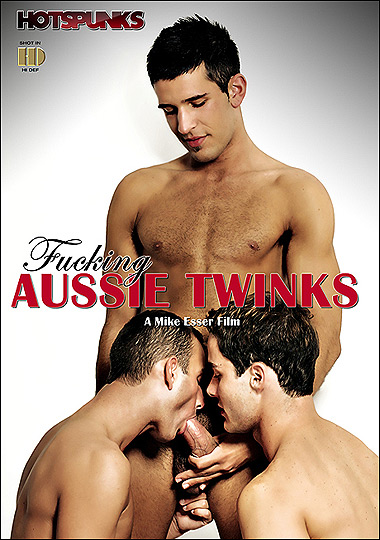 [Alpha Male] Fucking Aussie Twinks Cover