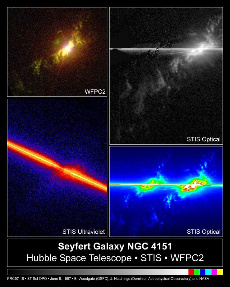 Zdjęcia z kosmicznych Teleskopów 20