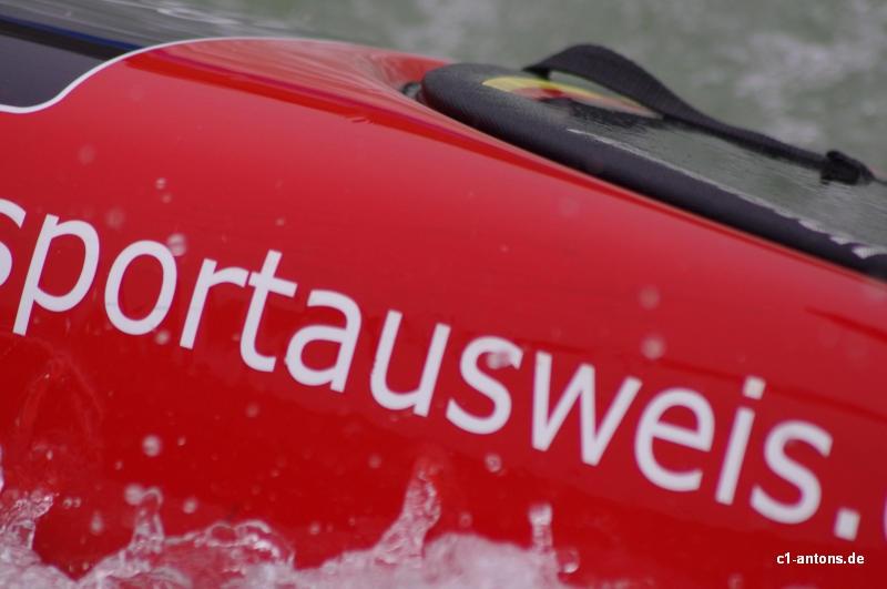 Der Deutsche Sportausweis - offizieller Sponsor von Franz Anton