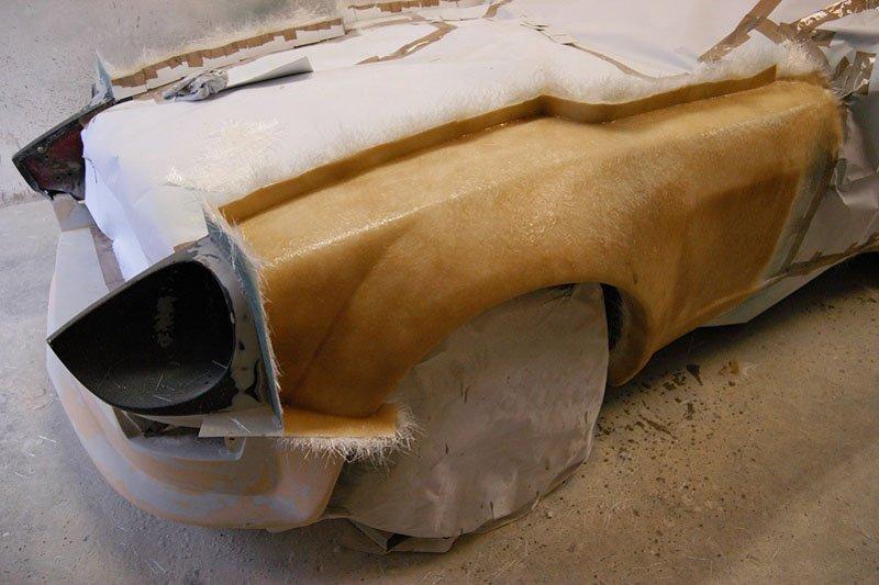 Samochód do driftu ze złomu 7