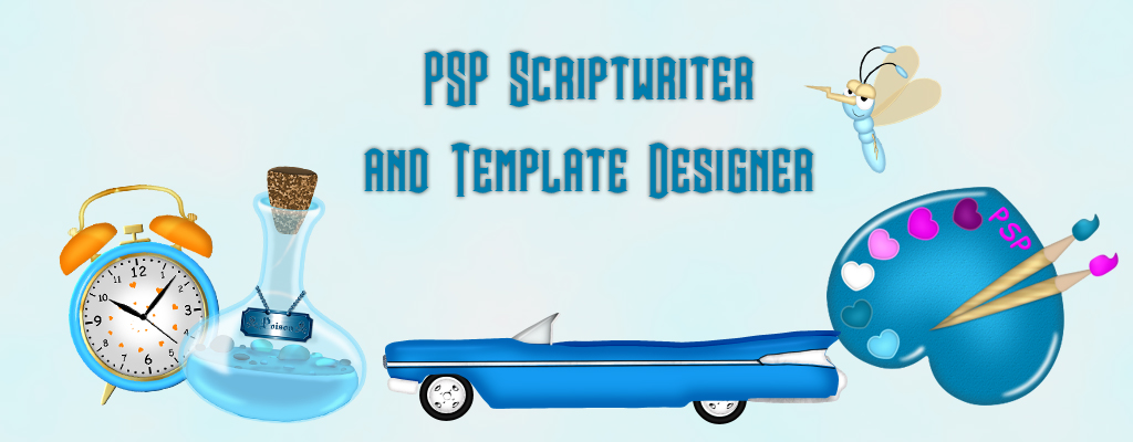 Scriptwriter and Template Designer