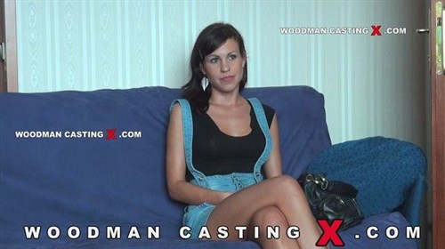 WoodmanCastingX - Jenny Appach - Casting And Hardcore (2012/FullHD)