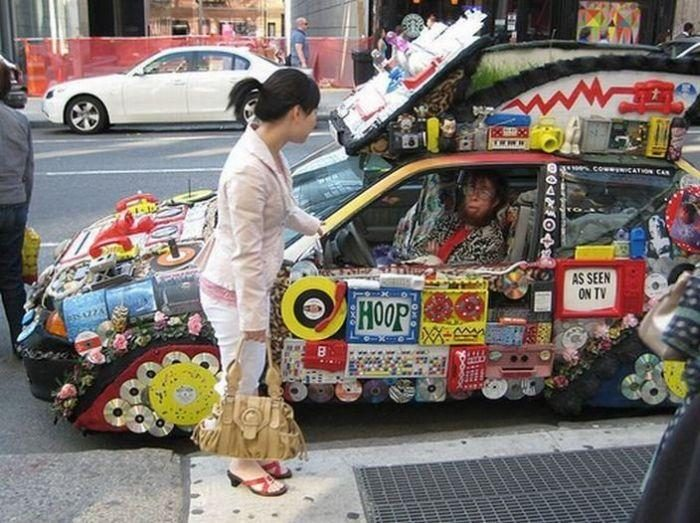 Najdziwniejsze samochody 12
