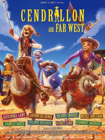 Cendrillon au Far West 2012 [FRENCH] [DVDRIP]