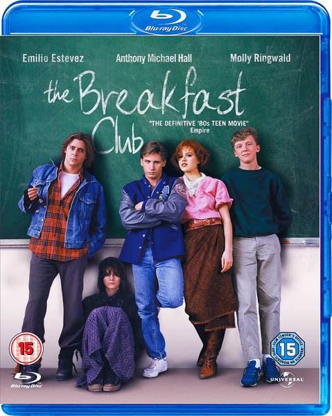 Клуб «Завтрак» / The Breakfast Club (1985) HDRip + BDRip 720p + BDRip 1080p