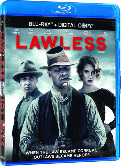 Самый пьяный округ в мире / Lawless (2012) BDRip | International Cut | Лицензия