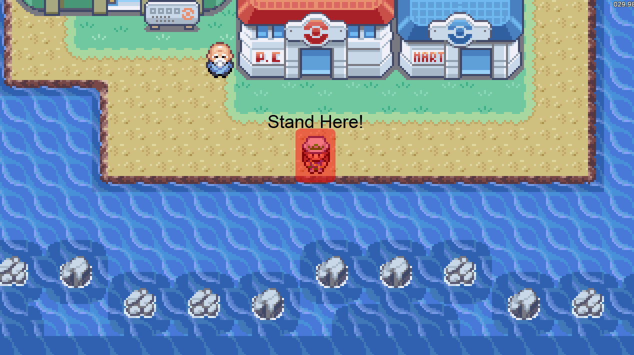 how to go to cinnabar island