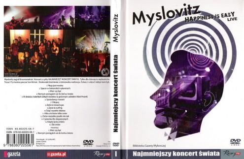 Myslovitz - Najmniejszy Koncert �wiata - Happiness Is Easy Live (2006) DVD5