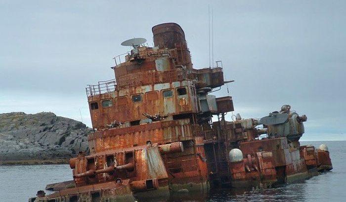 Opuszczone statki 41