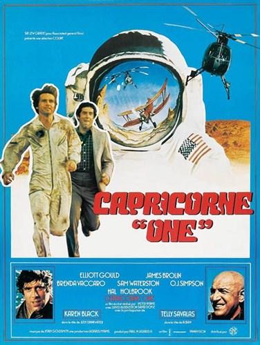 Скачать фильм Козерог один / Capricorn One (1978) HDRip / HDRip 720p / BDRip 1080p фильмы бесплатно новинки кино 2015